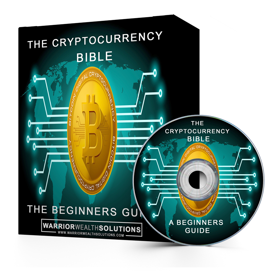 Chris Jackson - Warrior Wealth Solutions - The Cryptocurrency Bible - A Beginners Guide - Course