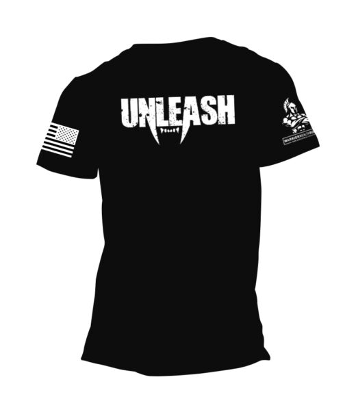 Unleash Signature style t shirt by warrior wealth